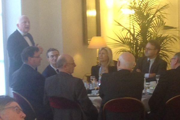 Jean-Gabriel Ganascia, président du Comité d'éthique du CNRS (COMETS)